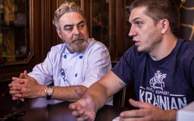 Скандал в итальянском ресторане: персонал сбежал от шефа из-за  украинского языка