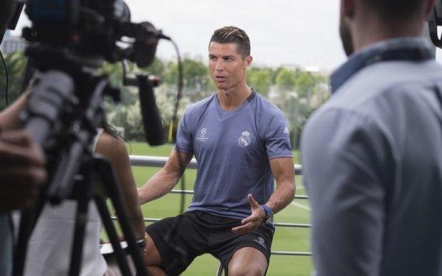 Роналду: Хочемо виграти Лігу чемпіонів двічі поспіль