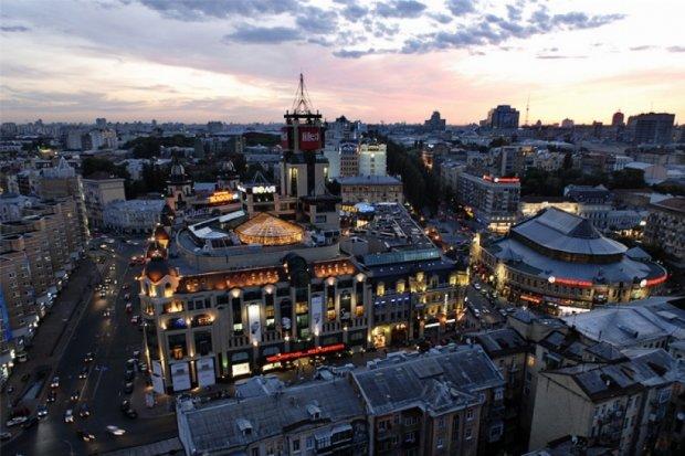 Киев появится в международном дизайнерском путеводителе