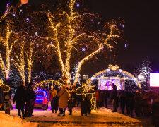 Новорічна ніч, фото: brovary.net.ua