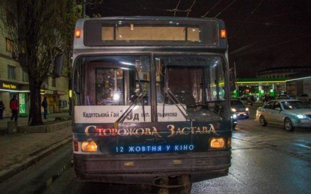 Изменения в расписании киевских троллейбусов: что нужно знать
