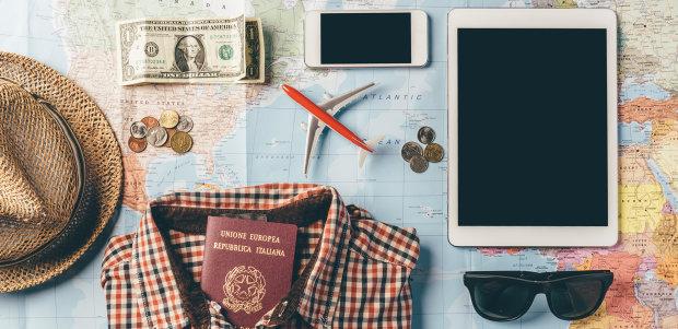 Топ-5 додатків для планування подорожей