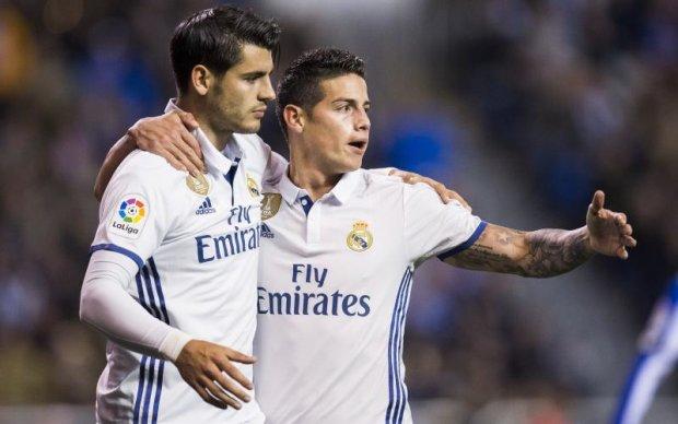 Манчестер Юнайтед и Реал торгуются за звездного форварда