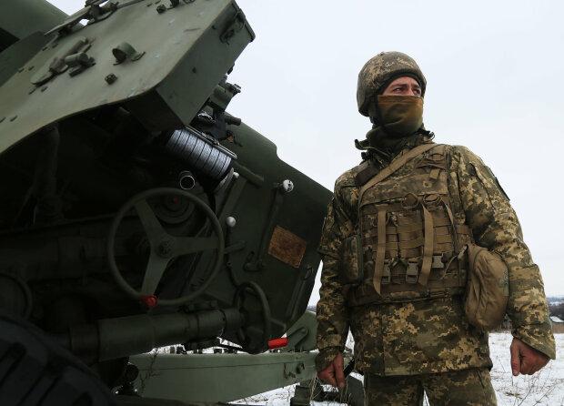 Тренування артилеристів, facebook.com/pressjfo.news