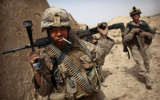 Американский спецназ уничтожил три десятка боевиков