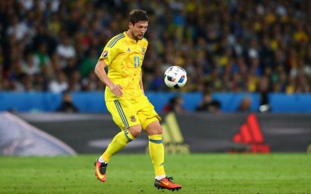 Форвард збірної України може пропустити матч з Фінляндією