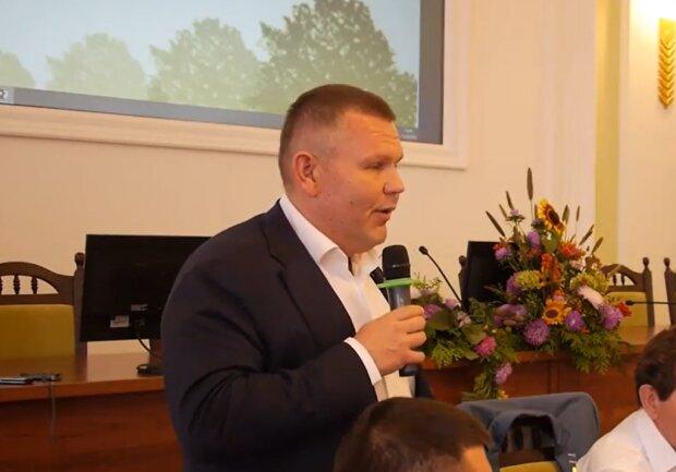 Валерій Давиденко, скріншот