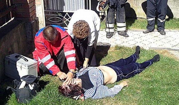 Женщина едва не умерла из-за кастрюли в Мукачево (фото)