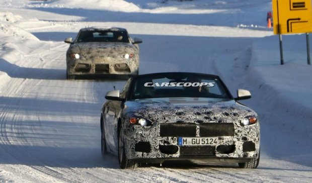 Результат співпраці BMW і Toyota показали в мережі