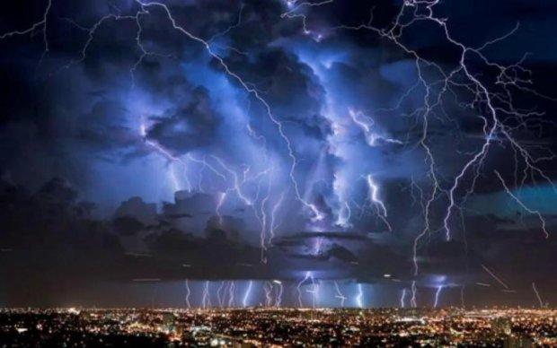 Топ-5 популярнейших мифов о молнии