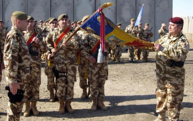 Учения в Украине: молдовские военные наплевали на запреты Додона