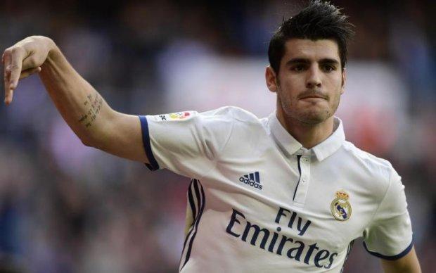 Іспанський нападник Реала здивував новим образом