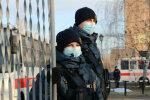 Співробітники поліції, фото:kh.depo