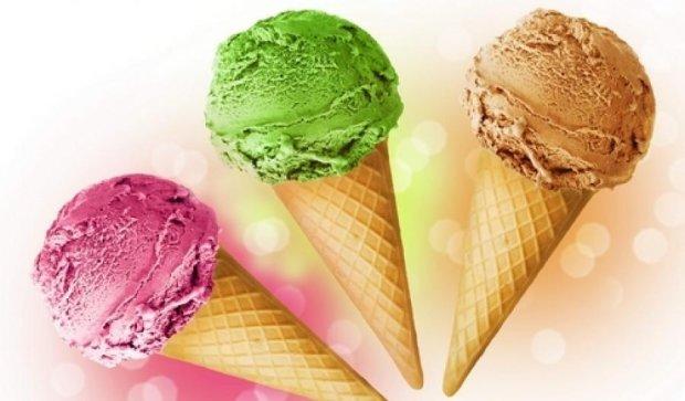 Мороженое лечит головную боль