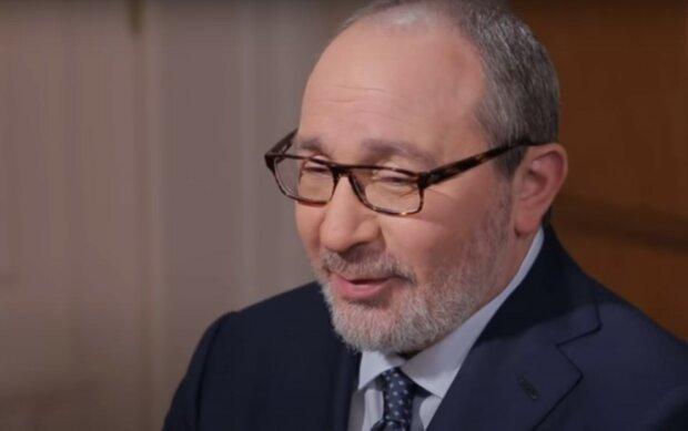 Кернес, скриншот из видео