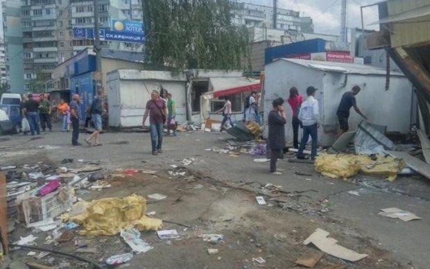 Київ позбувся чергового ринку