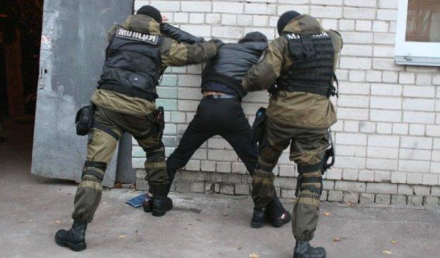 Екс-мера Золотого затримали за підозрою в сепаратизмі