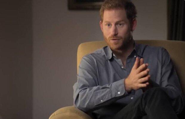 Принц Гаррі / скріншот з відео