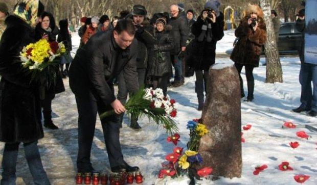 Краматорськ вшанував другу річницю варварського обстрілу