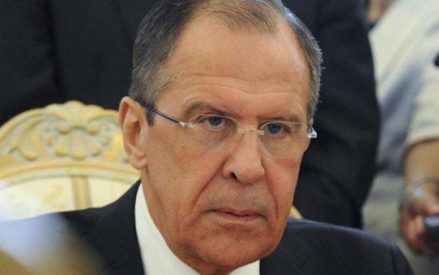 """Лавров """"заповажав"""" Україну, але із обмовкою"""