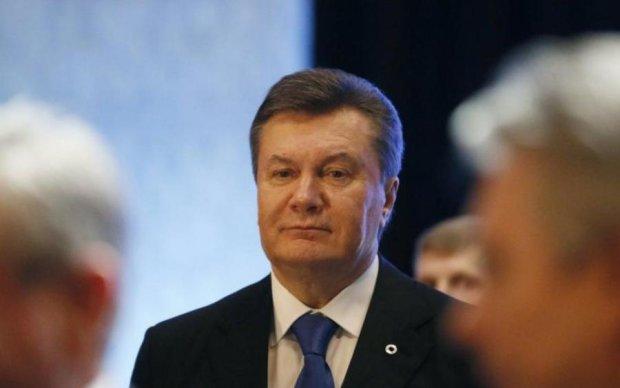 """Охоронець Януковича наплів суду про """"напади"""""""