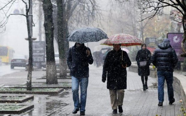 Очманіємо від різноманітності: українцям розповіли про погоду на тиждень