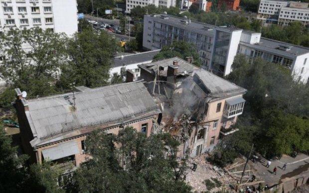 Дом-убийца доказал киевлян до отчаяния: видео