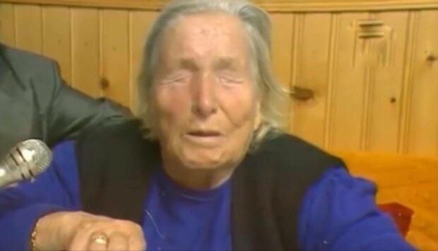 Ванга, фото: скріншот з відео