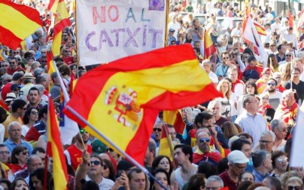 Референдум в Каталонии грозит крахом мировой экономике