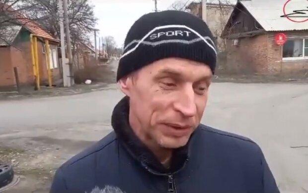 """Чоловік втік з """"ЛНР"""" до Росії, але кращого життя не знайшов: """"Морок і злидні"""""""