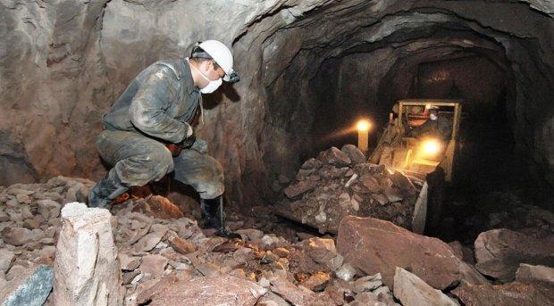 Вибух на шахті