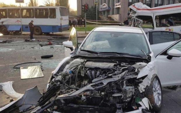 Учасника жахливої катастрофи в Кривому Розі схопила поліція