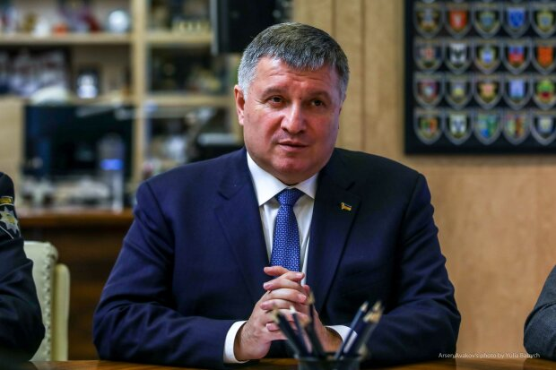 Арсен Аваков, фото МВД Украины