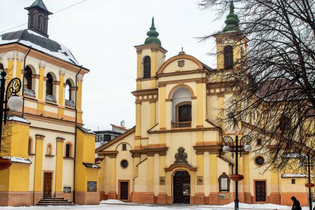 Церква у Франківську, фото: Facebook Bohdan Savliuk