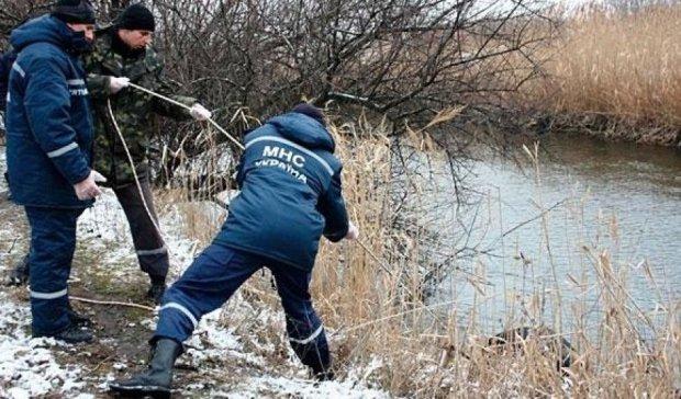 Киевлянин утонул, спасая собаку