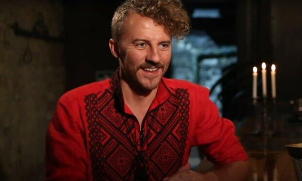 Евгений Клопотенко, скриншот из видео