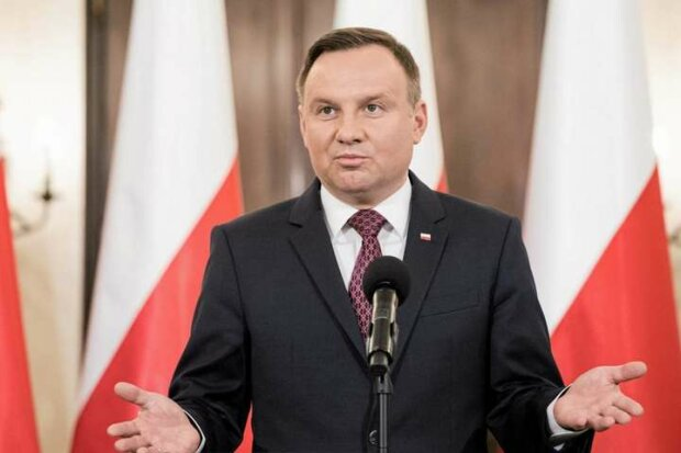 Президент Польши, фото из свободных источников