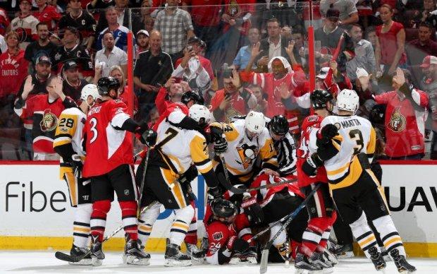 НХЛ: Оттава розгромила Піттсбург