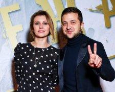 Володимир Зеленський з дружиною