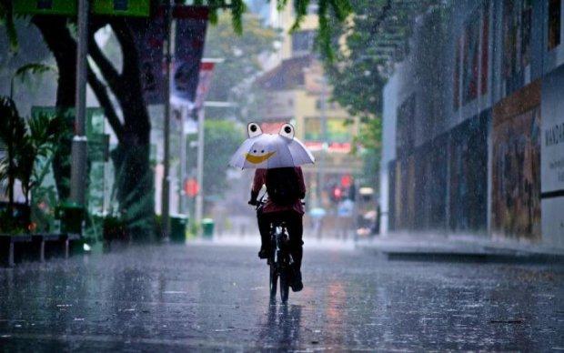 Погода у Харкові на 14 липня: бридкий дощ не дасть вам вибратися із будинку