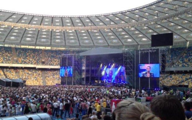 Головні концерти України 2017