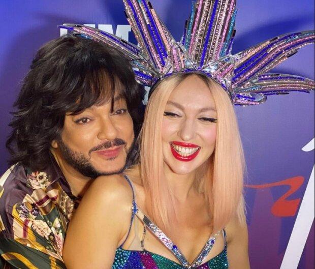 Оля Полякова и Филипп Киркоров фото:Instagram