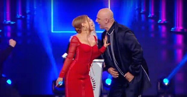 Тіна Кароль і Потап, скріншот: Youtube