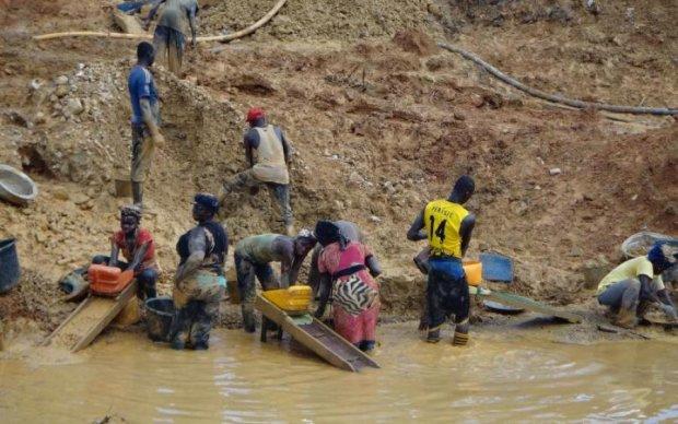 Золото поховало живцем 17 робітників