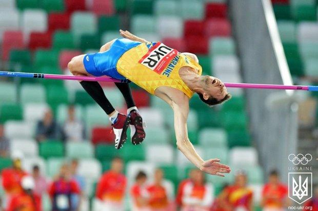Богдан Бондаренко завоевал бронзу Европейских игр