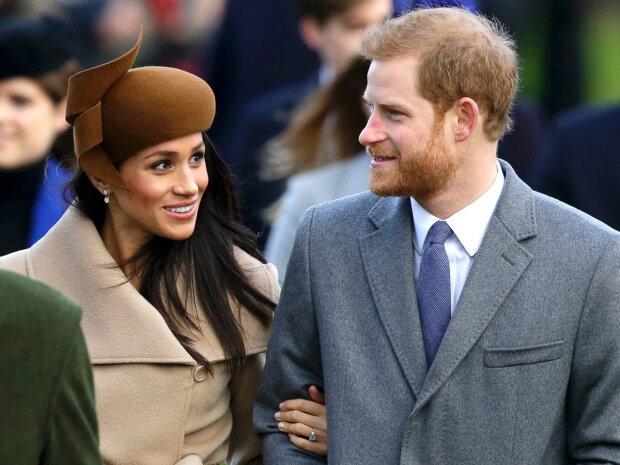 Меган Маркл та принц Гаррі, фото з вільних джерел