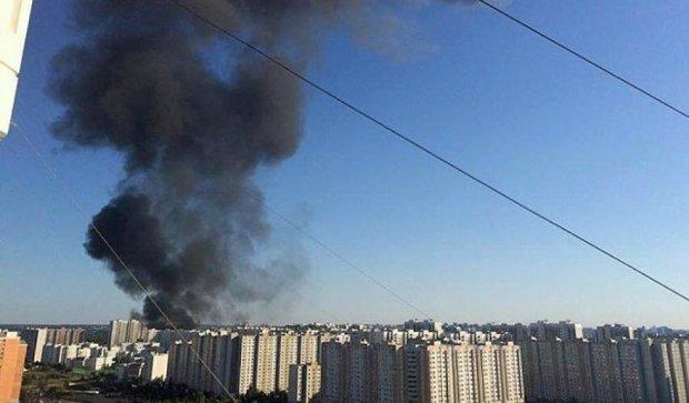 Взрыв прогремел в одном из районов Москвы (фото, видео)