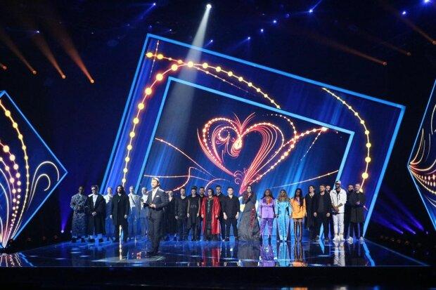 Нацотбор на Евровидение, фото - скриншот из видео