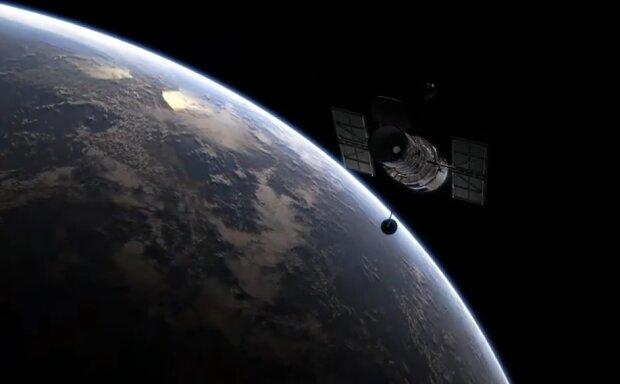 Космос, скриншот: YouTube