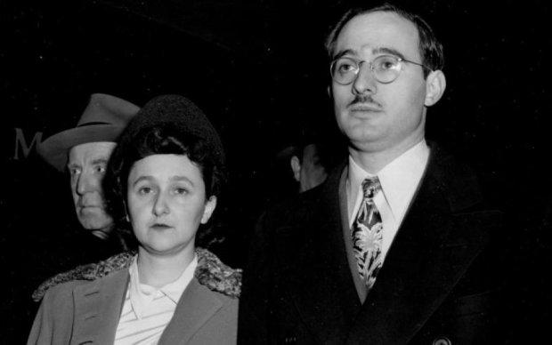 Страта сім'ї Розенберг: історія викрадачів атомної бомби